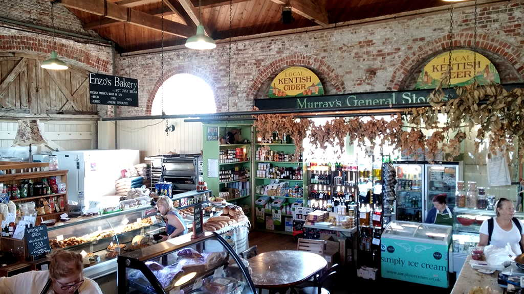 cosa fare un giorno a canterbury the goods shed