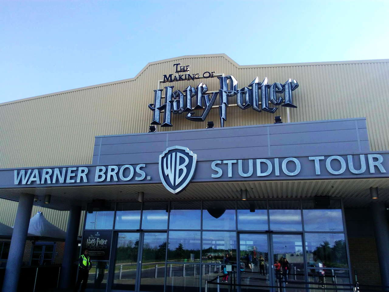 harry potter studios tour