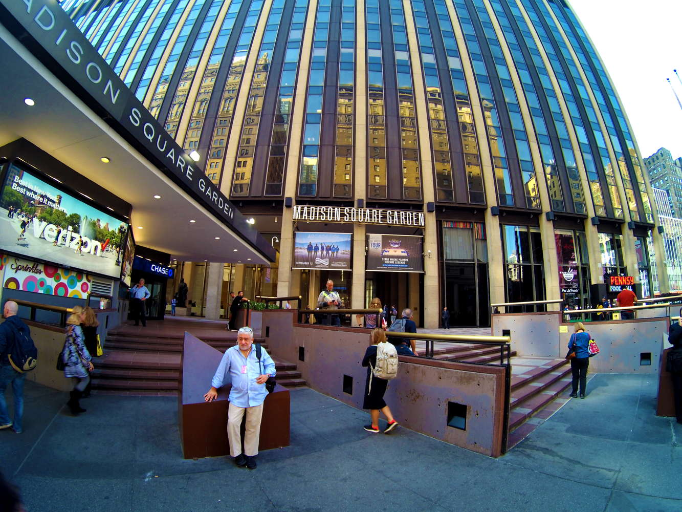 tour new york 3 giorni madison square garden