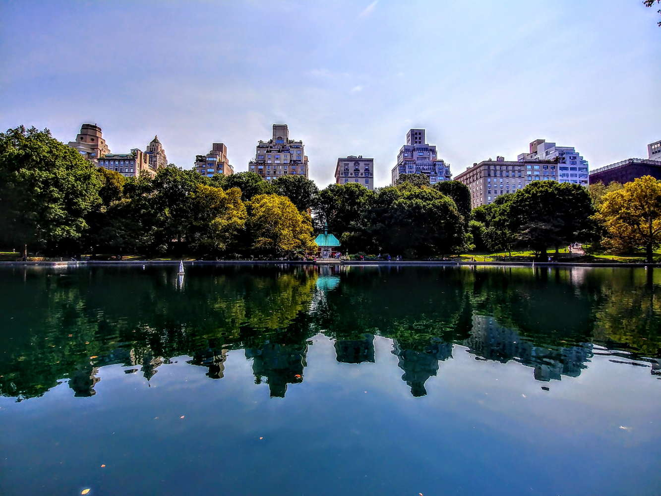 tour new york 3 giorni central park