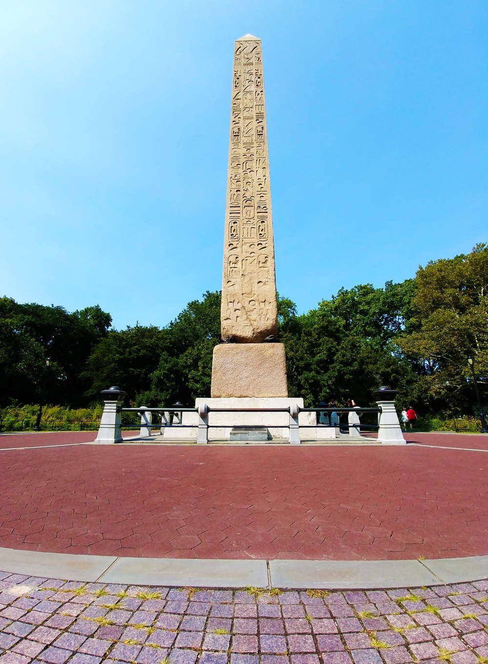 tour new york 3 giorni central park obelisk