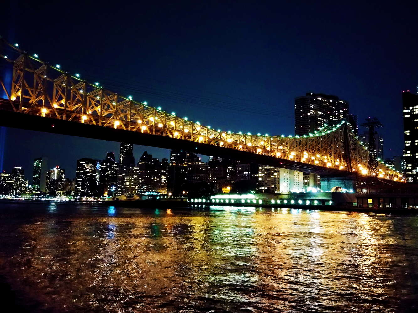 tour new york 3 giorni roosevelt island