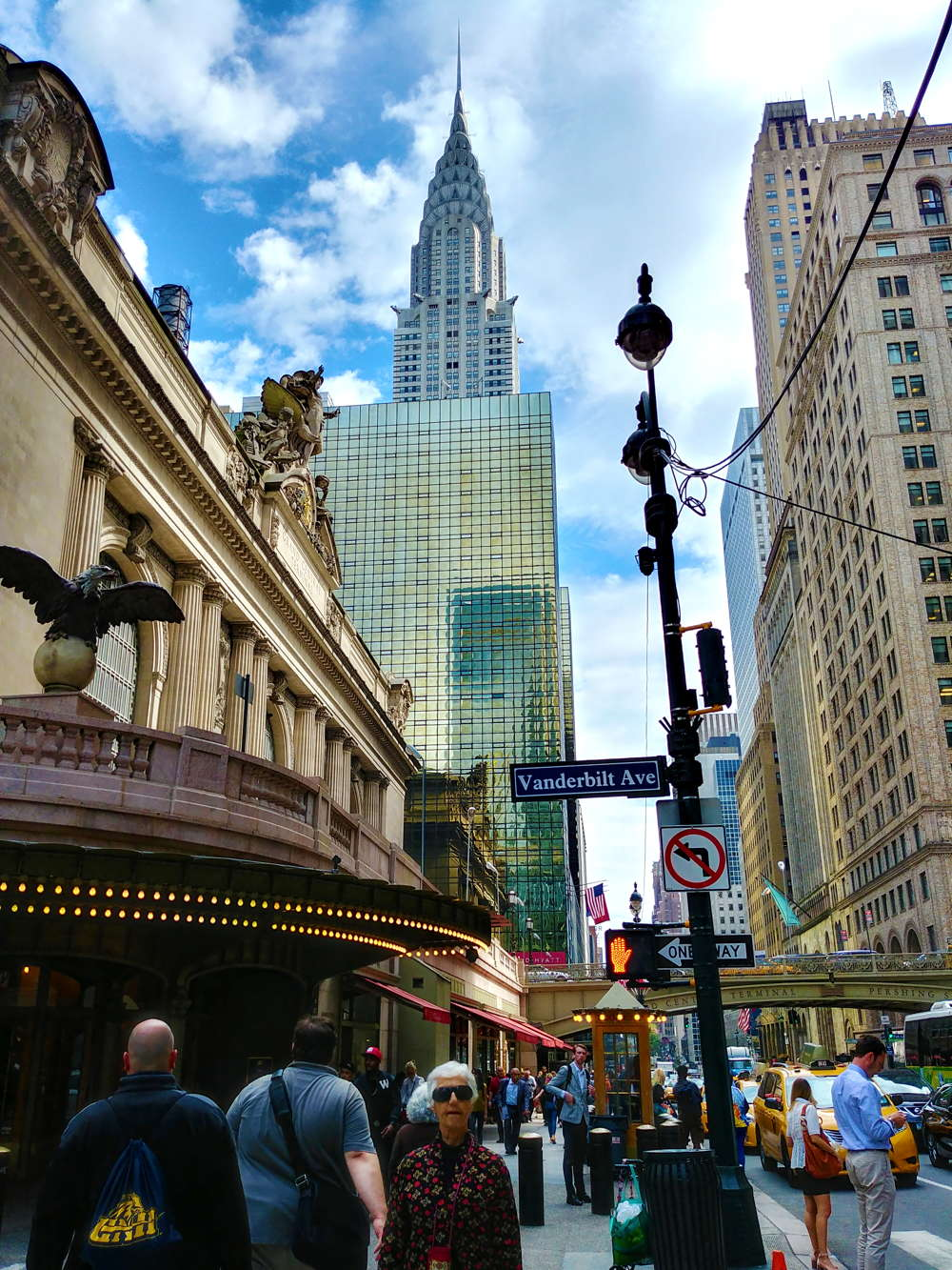 tour di new york in 3 giorni chrysler building