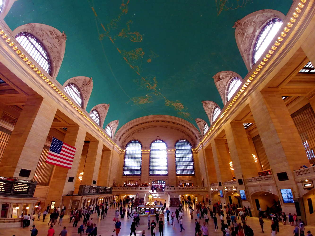 tour di new york in 3 giorni grand central station