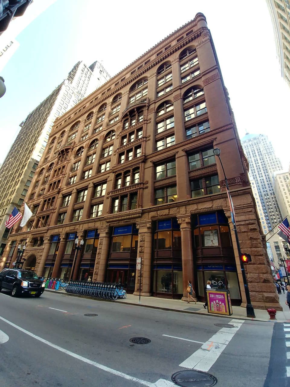 sweet home chicago monadnock building