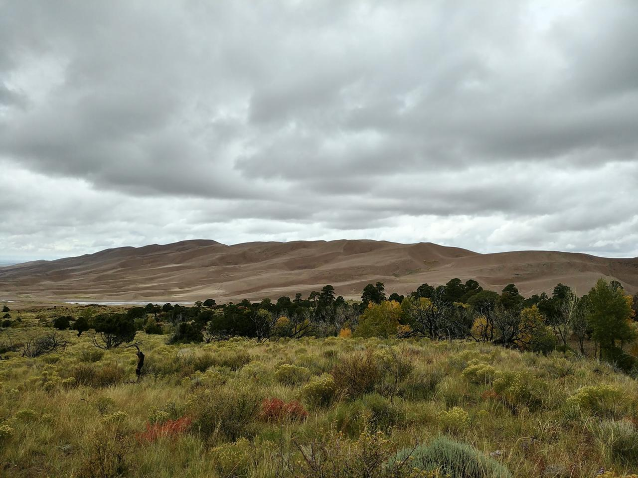 parchi del colorado great sand dunes